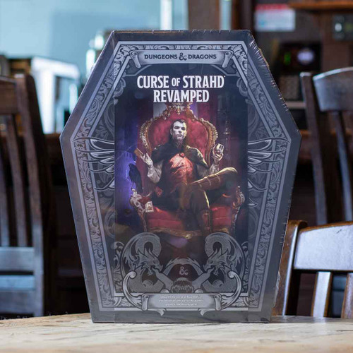 Dungeons & Dragons - Curse of Strahd Revamped