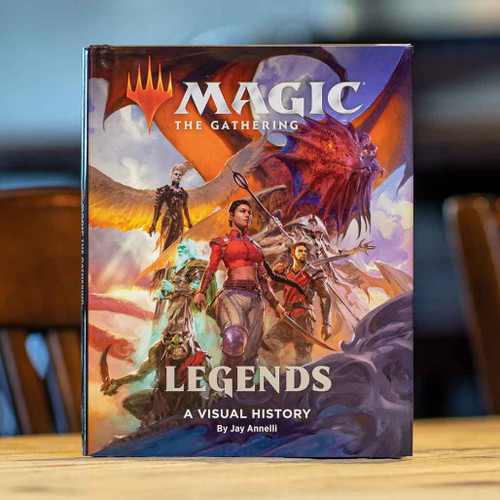 Magic: The Gathering Legends Art Book