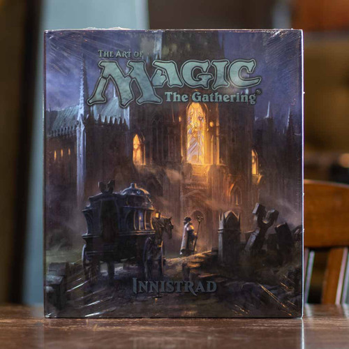 The Art Of Magic: The Gathering, Vol. 2 : Innistrad by James Wyatt
