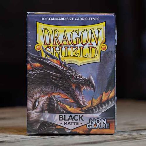 Dragon Shield Non-Glare Matte Black