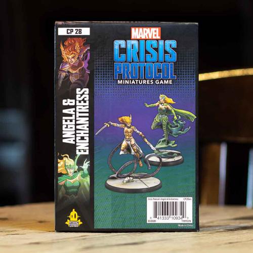 Marvel: Crisis Protocol - Angela & Enchantress