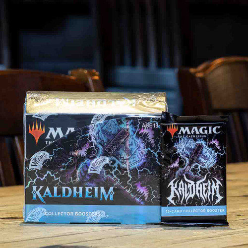 Kaldheim Collector Boosters