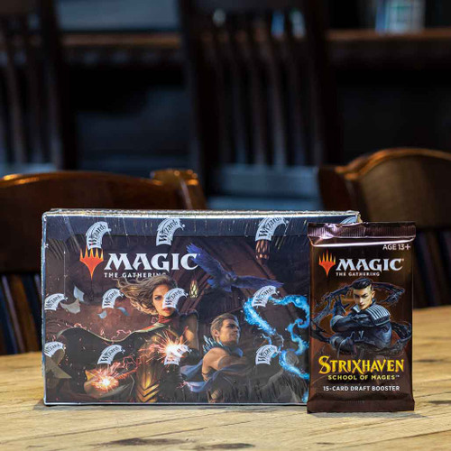 Strixhaven: School of Mages Draft Boosters