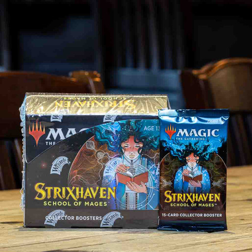 Strixhaven: School of Mages Collector Boosters