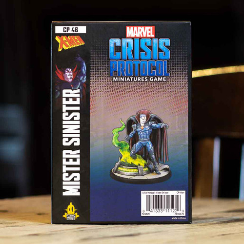 Marvel: Crisis Protocol - Mister Sinister