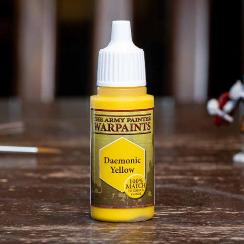 TAP Daemonic Yellow