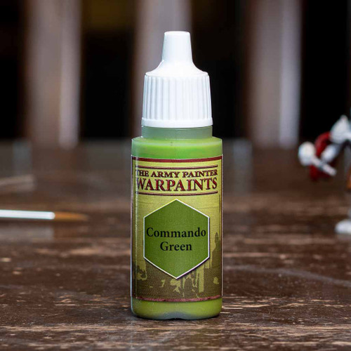 TAP Commando Green