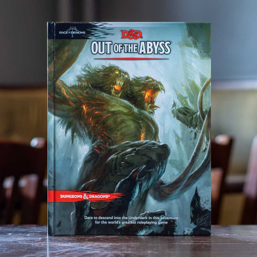 Dungeons & Dragons - Out of the Abyss