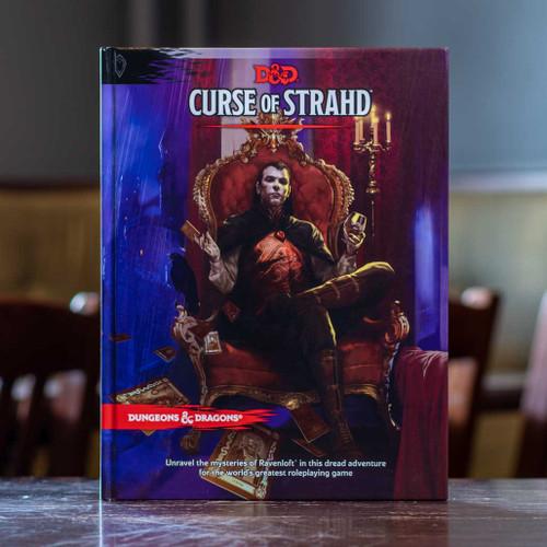 Dungeons & Dragons - Curse of Strahd