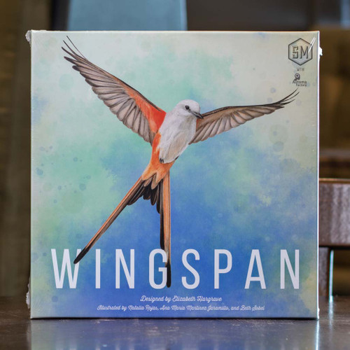 Wingspan (Second Edition)