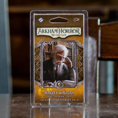 Arkham Horror LCG - Harvey Walters Investigator Starter Deck