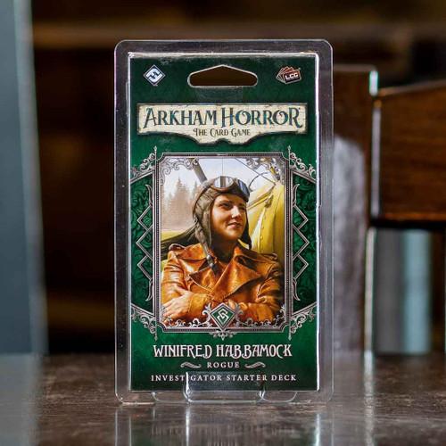 Arkham Horror LCG - Winifred Habbamock Investigator Starter Deck