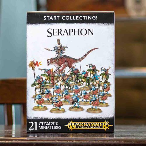 Warhammer AoS - Start Collecting! Seraphon