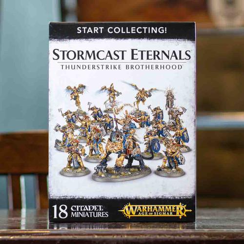 Warhammer AoS - Start Collecting! Stormcast Eternals
