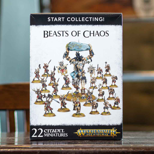Warhammer AoS - Start Collecting! Beasts of Chaos