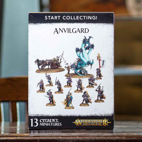 Warhammer AoS - Start Collecting! Anvilgard