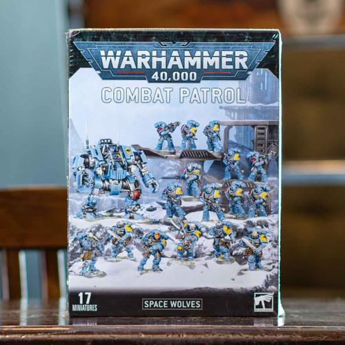 Warhammer 40K - Combat Patrol: Space Wolves
