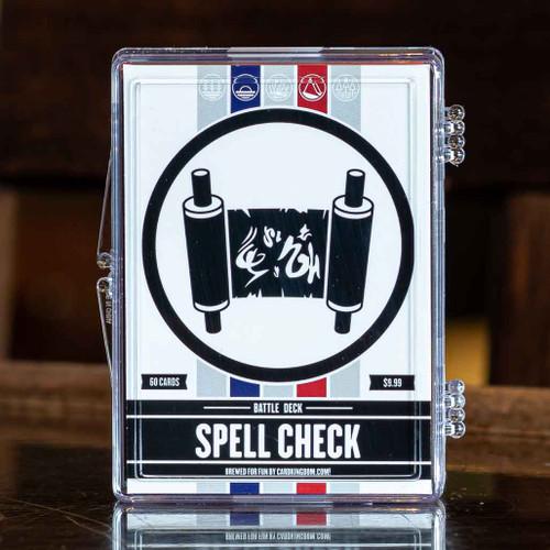 Battle Decks! - Spell Check