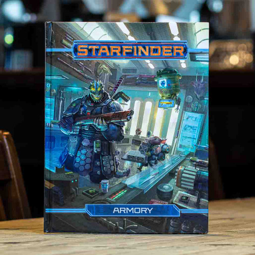Starfinder - Armory