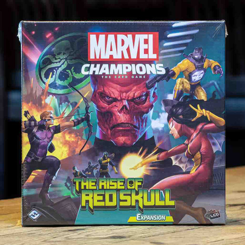 Marvel Champions LCG - The Rise of Red Skull Campaign Expansion