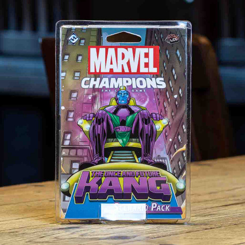Marvel Champions LCG - The Once and Future Kang Scenario Pack