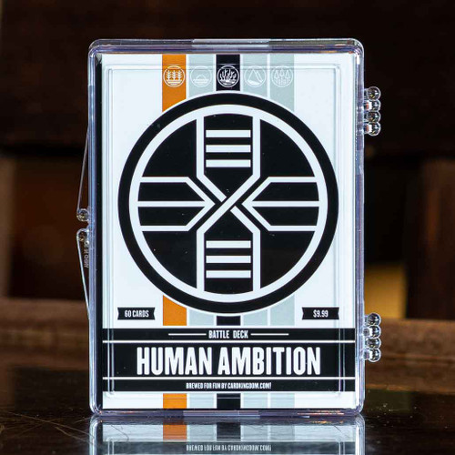 Battle Decks! - Human Ambition