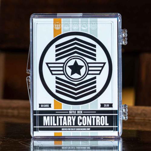 Battle Decks! - Military Control