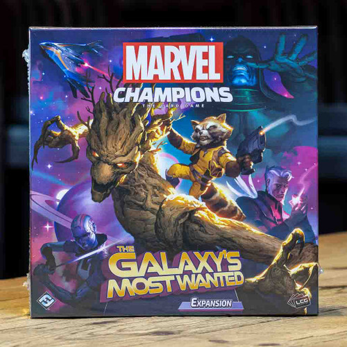 Marvel Champions LCG - The Galaxy's Most Wanted Campaign Expansion