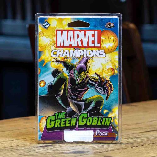 Marvel Champions LCG - The Green Goblin Scenario Pack