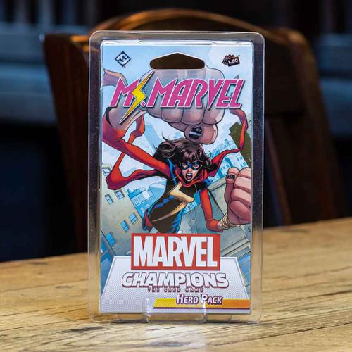 Marvel Champions LCG - Ms. Marvel Hero Pack