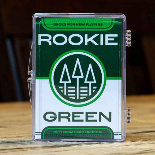 Rookie Decks - Green
