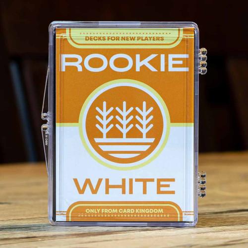 Rookie Decks - White