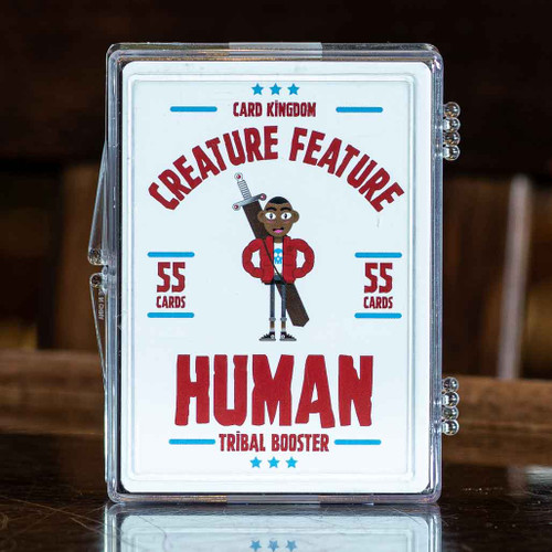 Creature Feature - Human