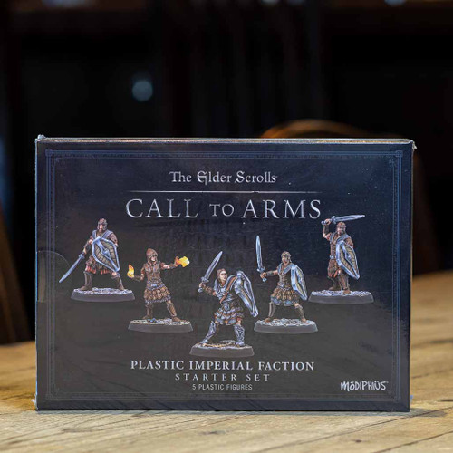 The Elder Scrolls: Call to Arms - Imperial Legion Starter