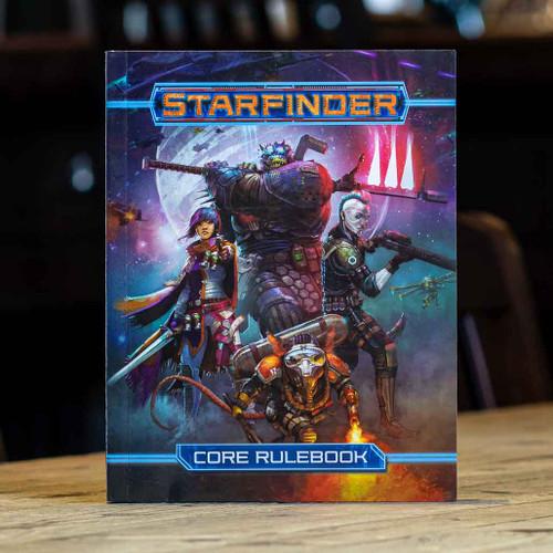 Starfinder - Core Rulebook (Pocket)