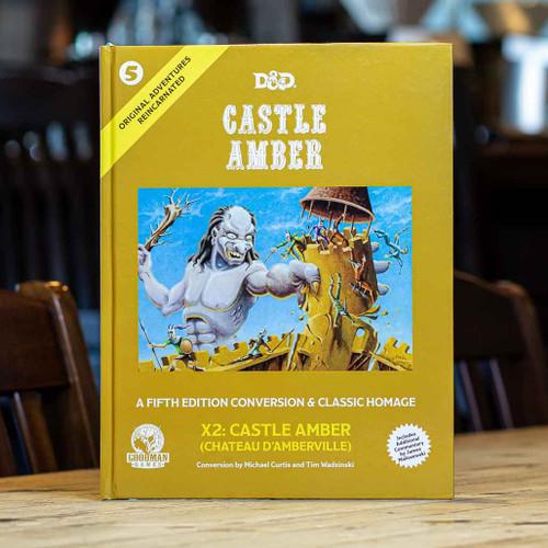 Original Adventures Reincarnated #5: Castle Amber