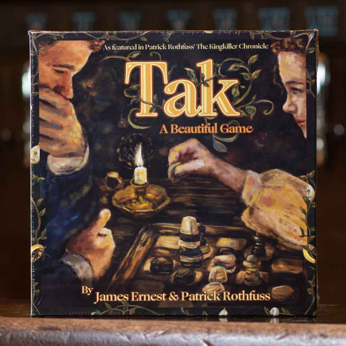 Tak: A Beautiful Game (Second Edition)