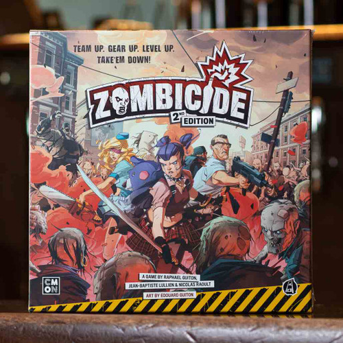 Zombicide (Second Edition)