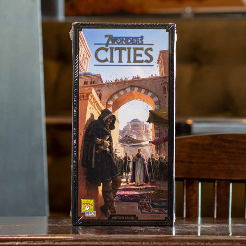 7 Wonders: Cities (Second Edition)