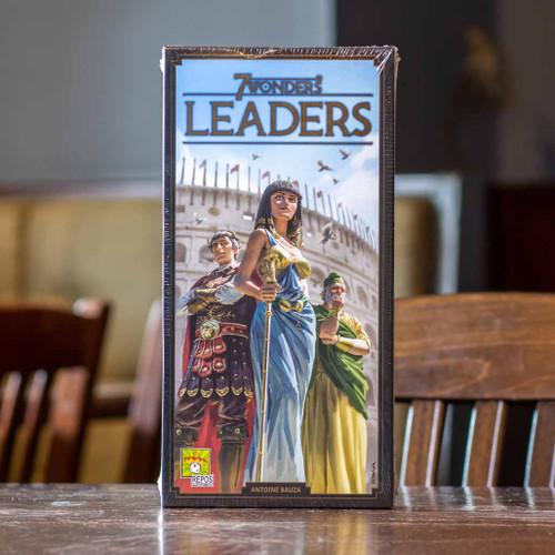 7 Wonders: Leaders (Second Edition)
