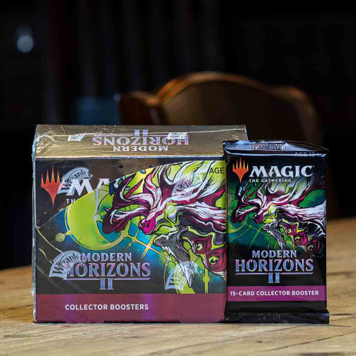 Modern Horizons 2 Collector Boosters