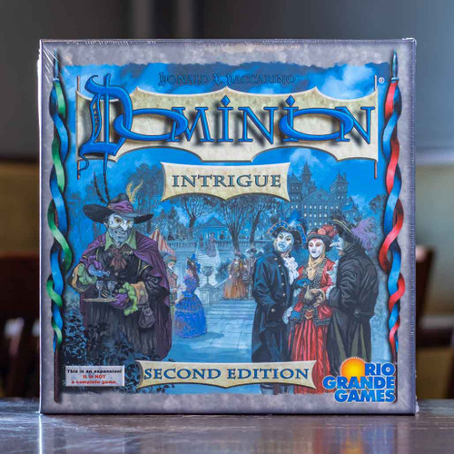 Dominion - Intrigue (Second Edition)