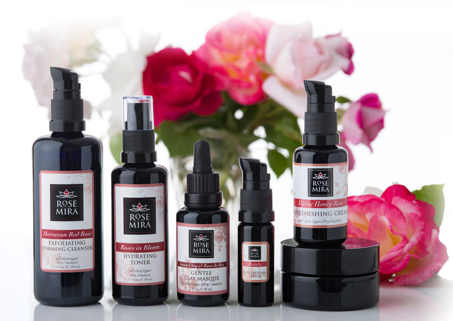Rosemira Organics Personalize Routine, Consultation, or Online Chat