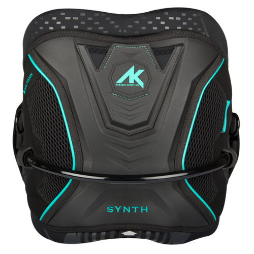 AK Synth Harness (Black & Teal) - (sold without spreader bar)