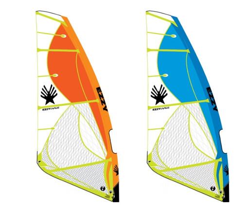 Ezzy Wave Windsurfing Sail 2020
