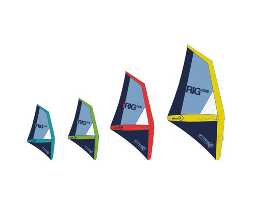 Arrow irig 4 sizes inflatable windsurf rig