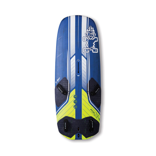 Starboard Foil X 145 Foil Board Flax Balsa Deck