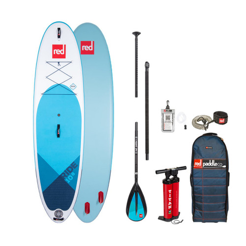 Red Paddle 2020 Ride 10 8 MSL Inflatable SUP