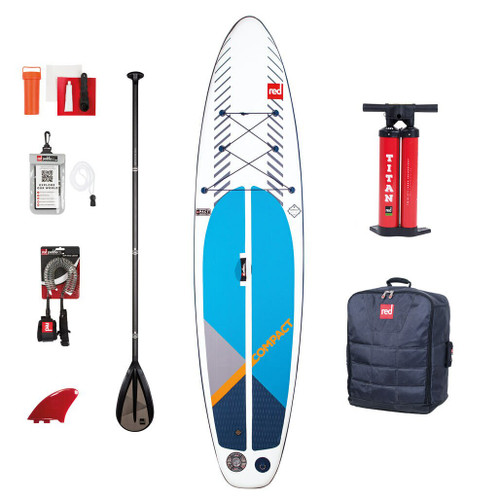 Red Paddle Co Compact 11 Foot Inflatable SUP