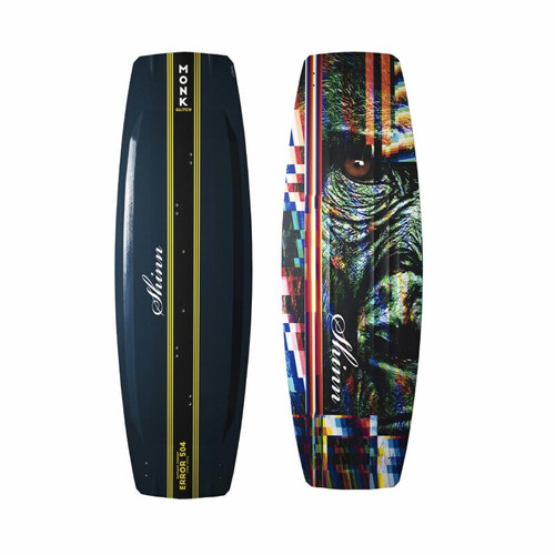 Shinn 2020 Monk Glitch Kiteboard